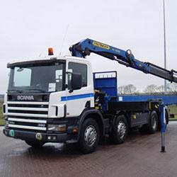 AutoCamion-SCANIA-8x4-cu-Macara-Palfinger-second-hand-de-vanzare-camionae-cu-macara-ieftine
